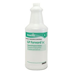 GP Forward Super Concentrated General Purpose Cleaner Capped Bottle, 32oz,12/CT