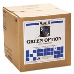 Green Option Floor Sealer/Finish, 5gal Box