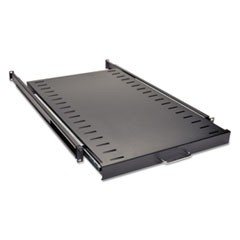 "SmartRack Standard Sliding Shelf, 50 lbs Capacity, 28.3"" Depth"