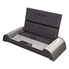 Fellowes Helios 60 Thermal Binding Machine, 600 Shts, 21 4/5 X 11 3/4 X 9H, Plat/Graphite