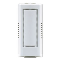 "Gel Air Freshener Dispenser Cabinet, 4"" x 3.5"" x 8.75"", White"