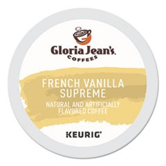 French Vanilla Supreme Coffee K-Cups, 24/Box