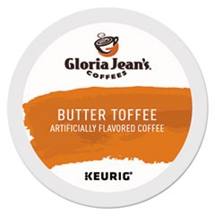 Butter Toffee Coffee K-Cups, 96/Carton