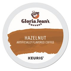 Hazelnut Coffee K-Cups, 96/Carton