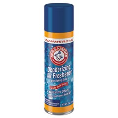 Baking Soda Air Freshener, Light Fresh Scent, 7oz Aerosol