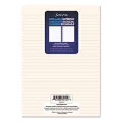 Notebook Refills, 6-Hole, 8 1/4 x 5 13/16, Narrow Rule, 32/Pack