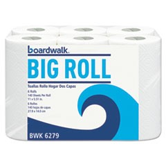 TOWEL,ROLL,2PLY,24/CT,WH