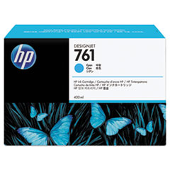 HP 761, (CM994A) Cyan Original Ink Cartridge