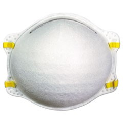 N95 Disposable Particulate Respirator, 12/Carton