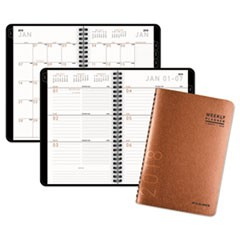 Contemporary Desk Weekly/Monthly Appointment Book, 4 7/8 x 8, 2018