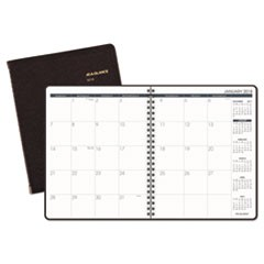 Monthly Planner, 6 7/8 x 8 3/4, Winestone, 2018