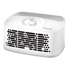 HEPAClean Tabletop Air Purifier, 85 sq ft Room Capacity, White