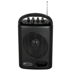 Amplivox Power Pod Pa, 50W, Black