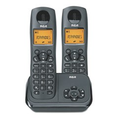 2162 Series One Line Cordless Phone, 1 Handset