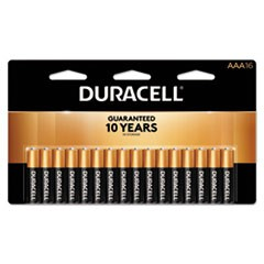 CopperTop Alkaline Batteries, AAA, 16/PK