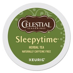 Sleepytime Tea K-Cups, 24/Box