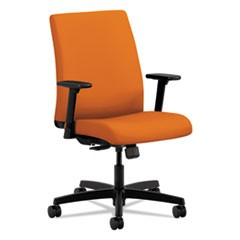 Ignition Series Low-Back Task Chair, Apricot