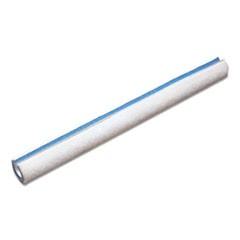 "T-Bar Coater, Foam, 18"" White Headband, 6/Carton"