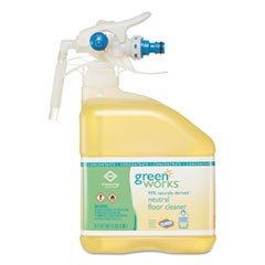 Neutral Floor Cleaner Concentrate, Original, 101 oz Bottle, 2/Carton