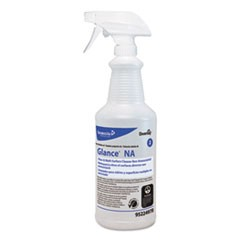 Glance NA Spray Bottle, 32 oz, Clear, 12/Carton
