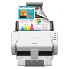 Brotherads2200 High-Speed Desktop Color Scanner With Duplex Scanning