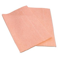 EPS Towels, Unscented, 13 x 21, Salmon, 150/Carton