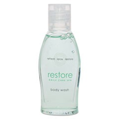 Restore Body Wash, Clean Scent, # 1 1/2 Bottle, 288/Carton