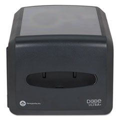 "Countertop Napkin Dispenser, 13.25"" x 7.18"", Black"
