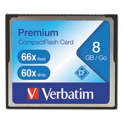 8GB 66X Premium CompactFlash Memory Card