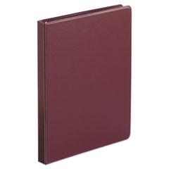 Economy Non-View Round Ring Binder, 3 Rings, 0.5