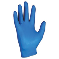 G10 Nitrile Gloves, Artic Blue, Small, 2000/Carton