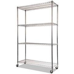 SHELVING,WIRE,48X18,SV