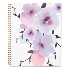 Mina Weekly/Monthly Planner, 8 1/2 x 11, 2019