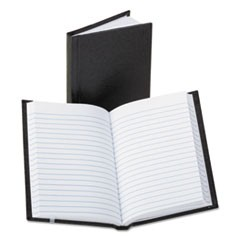 Pocket Size Bound Memo Books, Narrow Rule, 5.25 x 3.25, White, 72 Sheets