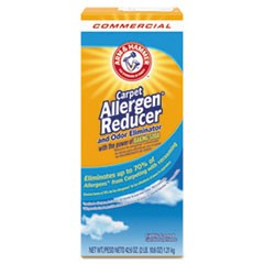 Carpet and Room Allergen Reducer and Odor Eliminator, 42.6 oz Shaker Box