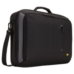 "Track 18"" Clamshell Case, 18"", 19.3"" x 3.9"" x 14.2"", Black"