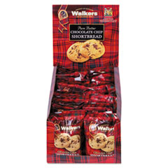 Shortbread Cookies, Chocolate Chip Shortbread, 2.2 oz Box