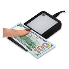 FlashTest Counterfeit Detector, MICR, UV Light, Watermark, U.S. Currency, Black