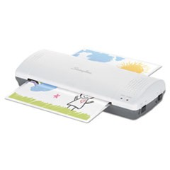 "Inspire Plus Thermal Pouch Laminator, 9"" Max Document Width, 5 mil Max Document Thickness"