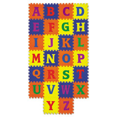 Creativity Street Wonderfoam Early Learning, Alphabet Tiles, Ages 2 And Up