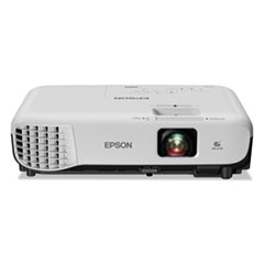 Epson Vs250 Svga 3Lcd Projector, 3,200 Lm, 800 X 600 Pixels, 1.35X Zoom
