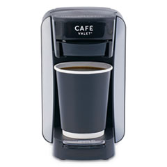 Cafe Valet Platinum Brewer, Black