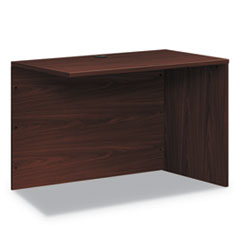 Foundation Return Shell, Right, 42 1/4w x 24d x 29h, Mahogany