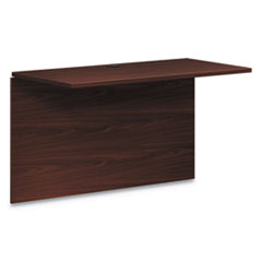 Foundation Bridge, 47.75w x 23.88d x 28.44h, Mahogany