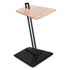 Laptop Table, 19 1/2w x 15d x 29h, Natural