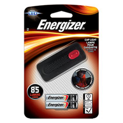 Cap Light, 2 AAA Batteries (Included), Black