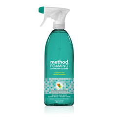 Tub 'N Tile Bathroom Cleaner, Eucalyptus Mint Scent, 28 oz Bottle, 8/Carton