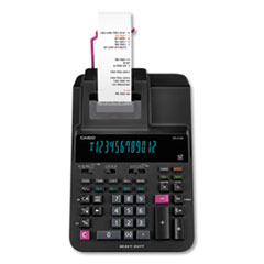 DR210R Printing Calculator, 4.4 Lines/Sec