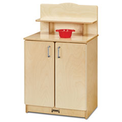 "Culinary Creations Birch Kitchen, Cupboard, 20"" x 15"", Birch"