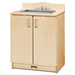 "Culinary Creations Birch Kitchen, Sink, 20"" x 15"", Birch"